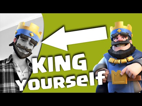 """""""KING YOURSELF!"""" 