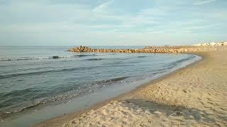 Монпелье.пляж