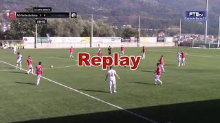 II Copa Ibérica - AD Ponte da Barca x FC Lusitanos de Andorra | Ponte da Barca TV