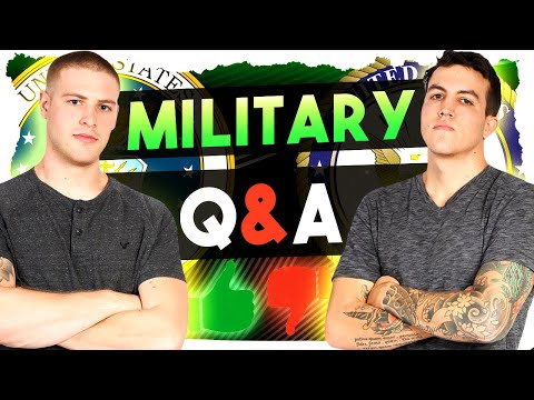 Navy & Air Force Q&A pros and cons