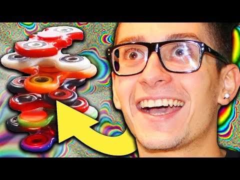 UN MILIONE DI VIEWS CON UN FIDGET SPINNER!!