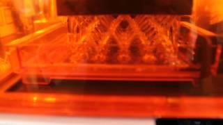 New Formlabs Form2 3D Printer