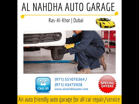 Best Auto Repair & Service Garage in Dubai