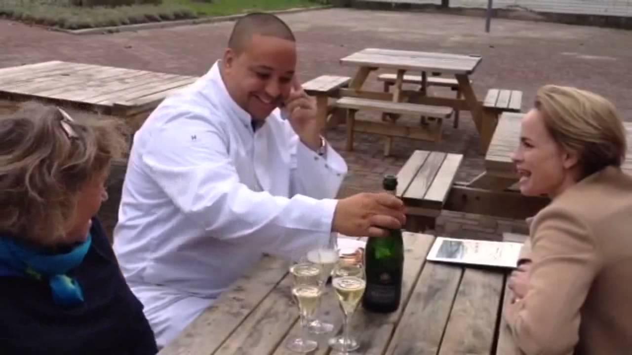 Francois Geurds Viert Michelinster Voor Fg Food Labs Met