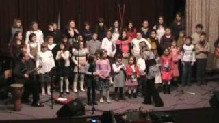 Dječji zbor župe Sv. Nikole Biskupa - Ljubav Božja je predivna