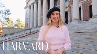 73 Questions With A Harvard Student | YouTuber Sienna Santer