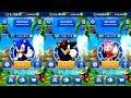 Sonic Dash SONIC VS SHADOW VS AMY Android iPad iOS Gameplay