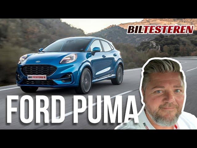Ford Puma (præsentation)