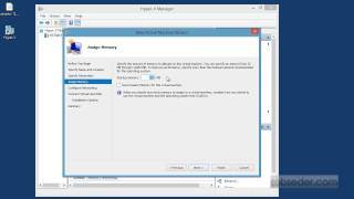 Creating an Ubuntu virtual machine in Hyper V