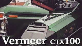 Vermeer CTX100 Mini Skid-Steer