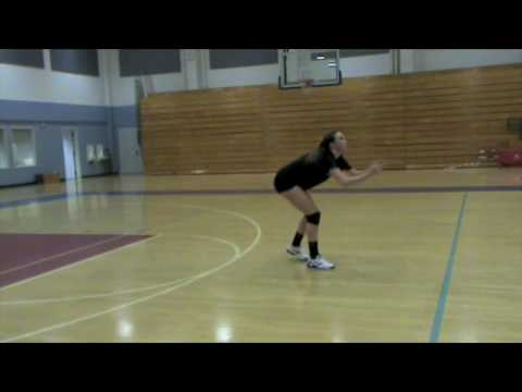 Annie Fleming 2011 Volleyball Recruit Video
