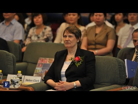 Helen Clark & The Power of Persistence