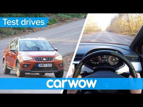 SEAT Arona SUV 2019 POV review | Test Drives