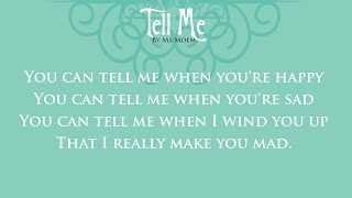 Tell Me - Wedding Poem Reading
