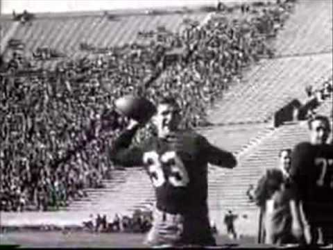 """Slingin"" Sammy Baugh Tribute 1914-2008"