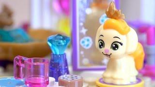 LEGO Disney Princess Daisy's Beauty Salon 41140 Tangled Rapunzel Palace Pets