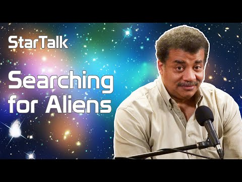 Searching for Aliens, with Neil deGrasse Tyson