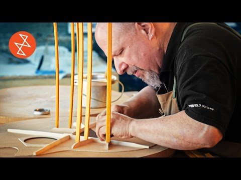 Making a Guitar | Handcrafted Woodworking | Où se trouve: Gr