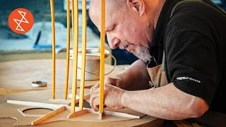 Download Making a Guitar   Handcrafted Woodworking   Où se trouve: Greenfield Guitars Mp3 and Videos