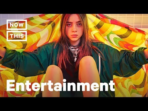 Why Billie Eilish Always Wears Baggy Clothes   NowThis