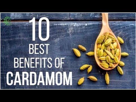 10 Amazing Benefits Of Cardamom | Organic Facts