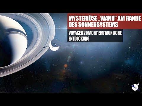 "Mysteriöse ""Wand"" am Rande des Sonnensystems - Voyager 2 macht erstaunliche Entdeckung"