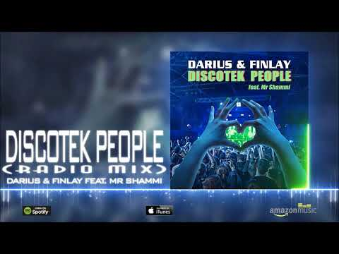 Darius & Finlay feat Mr Shammi - Discotek  People (Radio Mix)