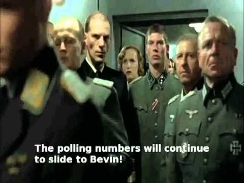 Hitler Finds Out McConnell Is Losing To Matt Bevin