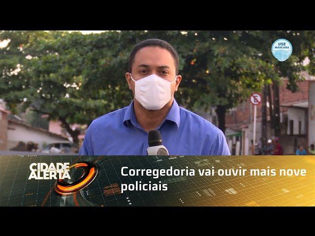 Caso Jonas Seixas: Corregedoria vai ouvir mais nove policiais