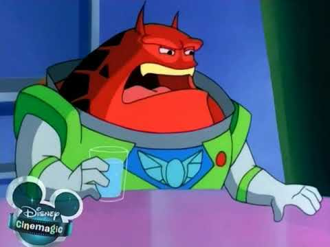 Buzz Lightyear Of Star Command   Episode 50   Conspiracy