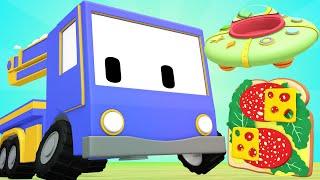 La fourmi - Apprendre avec Tiny trucks 👶 🚚 Dessin animé éducatif pour enfants