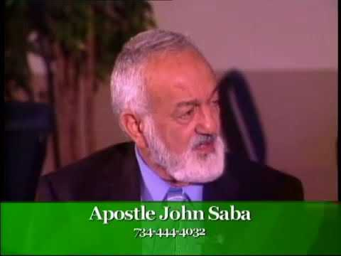 The Apostolic Insight with Dr John Saba