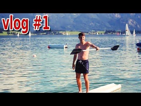 Mit ZUSCHAUERN eine Woche durch Bayern! 🍻 | #BayernTour (Vlog 1)
