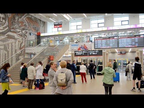 Московский вокзал Нижнего Новгорода