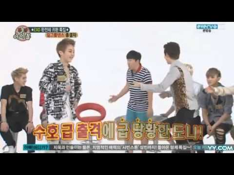 APink & SISTAR ft EXO (NoNoNo, Give It To Me & Alone) dance to girl groups