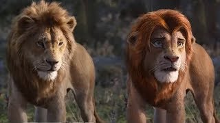 THEY FIXED THE LION KING WITH DEEP FAKES!