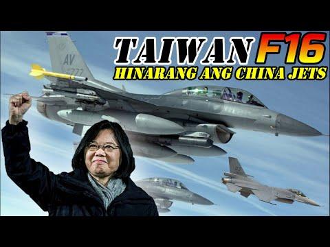 GOOD NEWS TAIWAN F-16 HINARANGAN AT PINALAYAS ANG CHINA FIGHTER JETS J-11 WOW AYOS | CHINA NATAKOT?