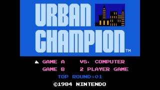 All Nintendo Music HQ ~ Vol. 20 - Urban Champion : 1 - Title
