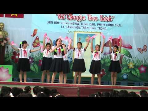 Nhớ ơn Bác - Hội thi kể chuyện theo sách - Vo Ngoc Minh Anh