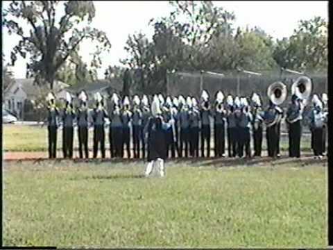 sterling high school band Vs. Green Oaks band 2005