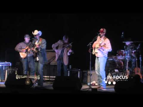 """Mark Powell & Lariat perform """"Jalapeno"""" @ the 1st Outlaws and Legends Music Fest 2011"""