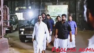 Dhanush mass entry in vai raja vai (tamil)