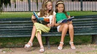 Dvě školačky / Two schoolgirls :D :D