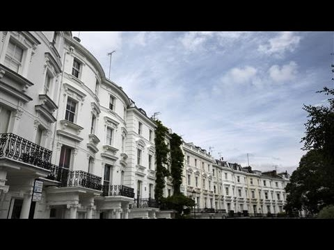 London's Luxury Property Market Loses Its Luster