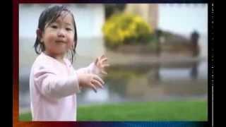 Yağmurla İlk Kez Karşılaşan 15 Aylık Çocuğun Tepkisi