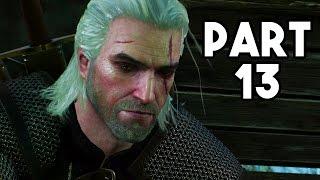 The Witcher 3 Walkthrough Gameplay Part 13 - Secret Passageway (The Witcher 3 Wild Hunt)