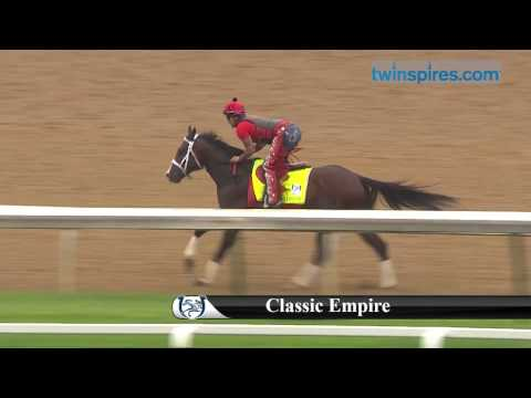 Classic Empire 2017 Kentucky Derby Contender 5.04