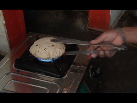 Let's make Chapati! 印度全麥烤餅製作
