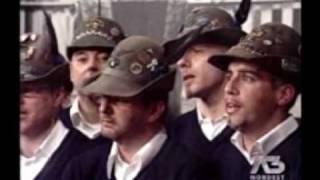 Joska la rossa cantato dalla Brigata Alpina Cadore