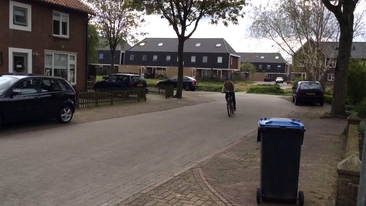 Populair Gedicht 'fietsen' Ben & Fijten - YouTube &SZ32